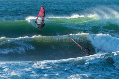 Windsurfing Hossegor