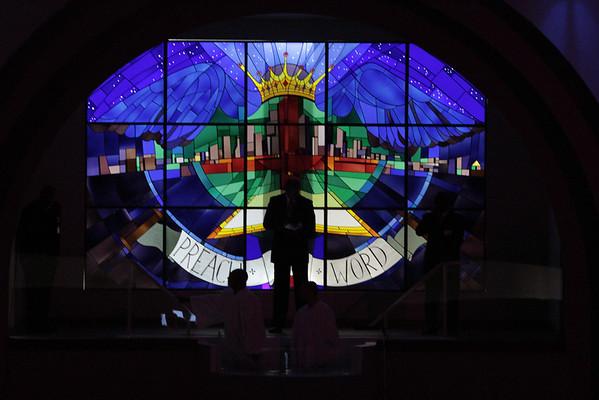 Sunday Worship 11/02/14