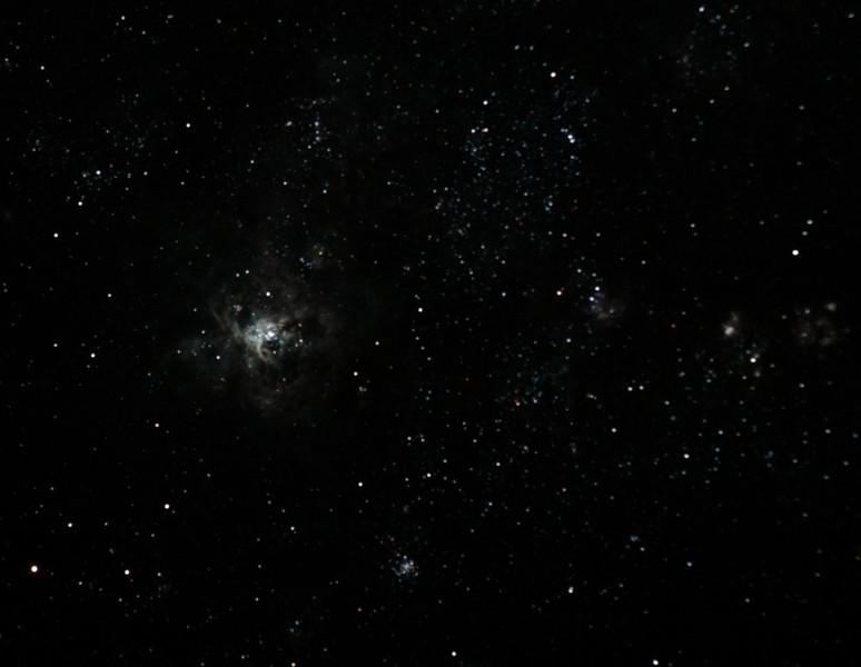 Caldwell 103 NGC2070 30 Doradus Tarantula Nebula 1/11/2010