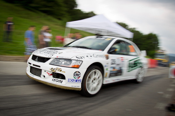 Ticino Rally 2012