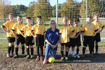 2013 Oldsmar Soccer Club - U10 Recreational