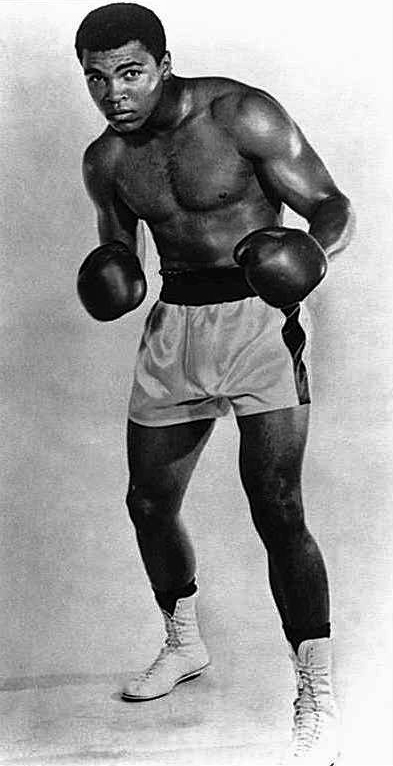 . Muhammad Ali. (GNS Photo)