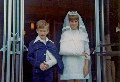 06 First Communion - Child Abuse