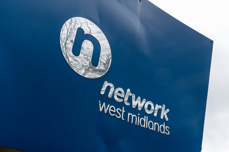 Network West Midlands branding - West Bromwich Bus Station
