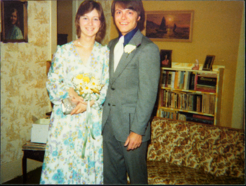 Jeanette and Bruce Brindle