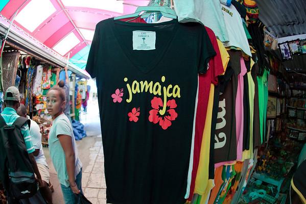 Craft Market in Ocho Rios