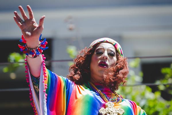 San Francisco Pride 2016