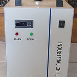 SKU: A-CHILLER/1400, Generic AM-5200 1400W Water Chiller with Air Compressor