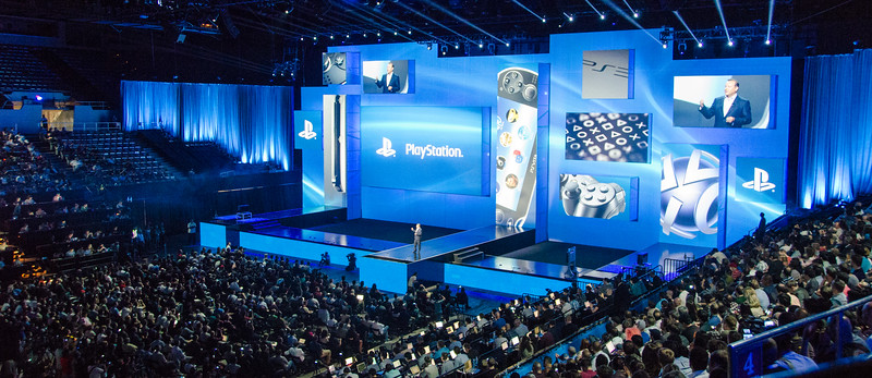 Sony E3 2012 conference