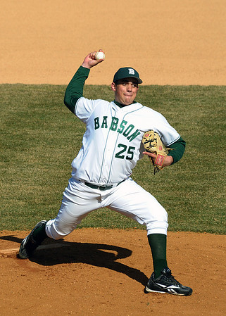 BABSON BASEBALL selected images V SUFFOLK  3.24.2010