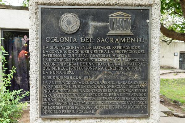 Colonia del Sacramento Uruguay 2016