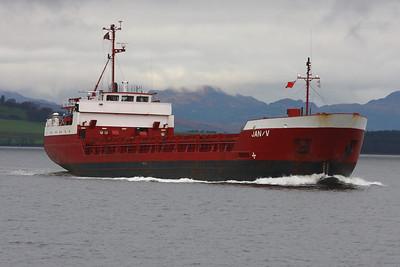 Cargo Ships E to K