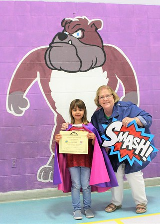 2018 student of the  month march/april