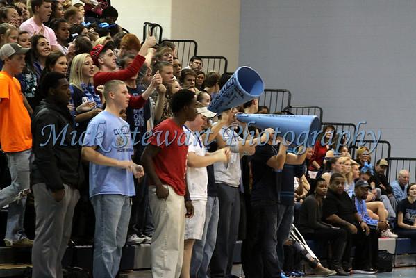 Mens Basketball v West Johnston 11-30-12