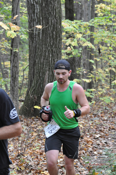 Green Monster Trail Challenge, Oct 13, 2013