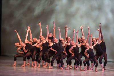 Saturday rehearsal & Performance - Modern