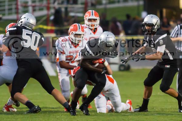 Boone Varsity Football #20 - 2013