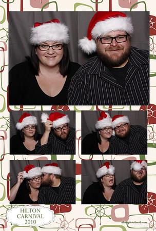 Hilton LAX Holiday Party