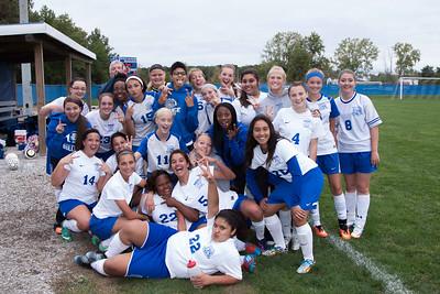DHS Girls Soccer
