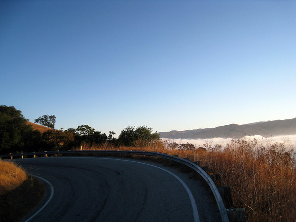 [2008.08.29] morning fog ride