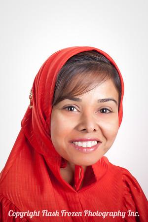 Sakina Jamali Headshots