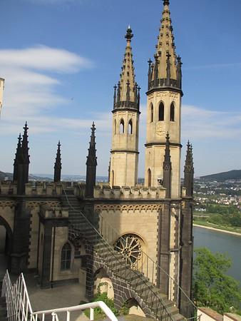 Koblenz, Germany (Stolzenfels Castle)