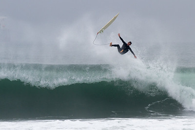If you surf El Porto long enough, this happens to everyone once in a while.