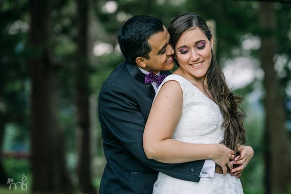 Karen & Andres