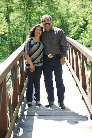 Jorge Reyes Family