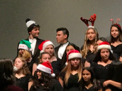 World of Winter Choir Concert Dec 2019