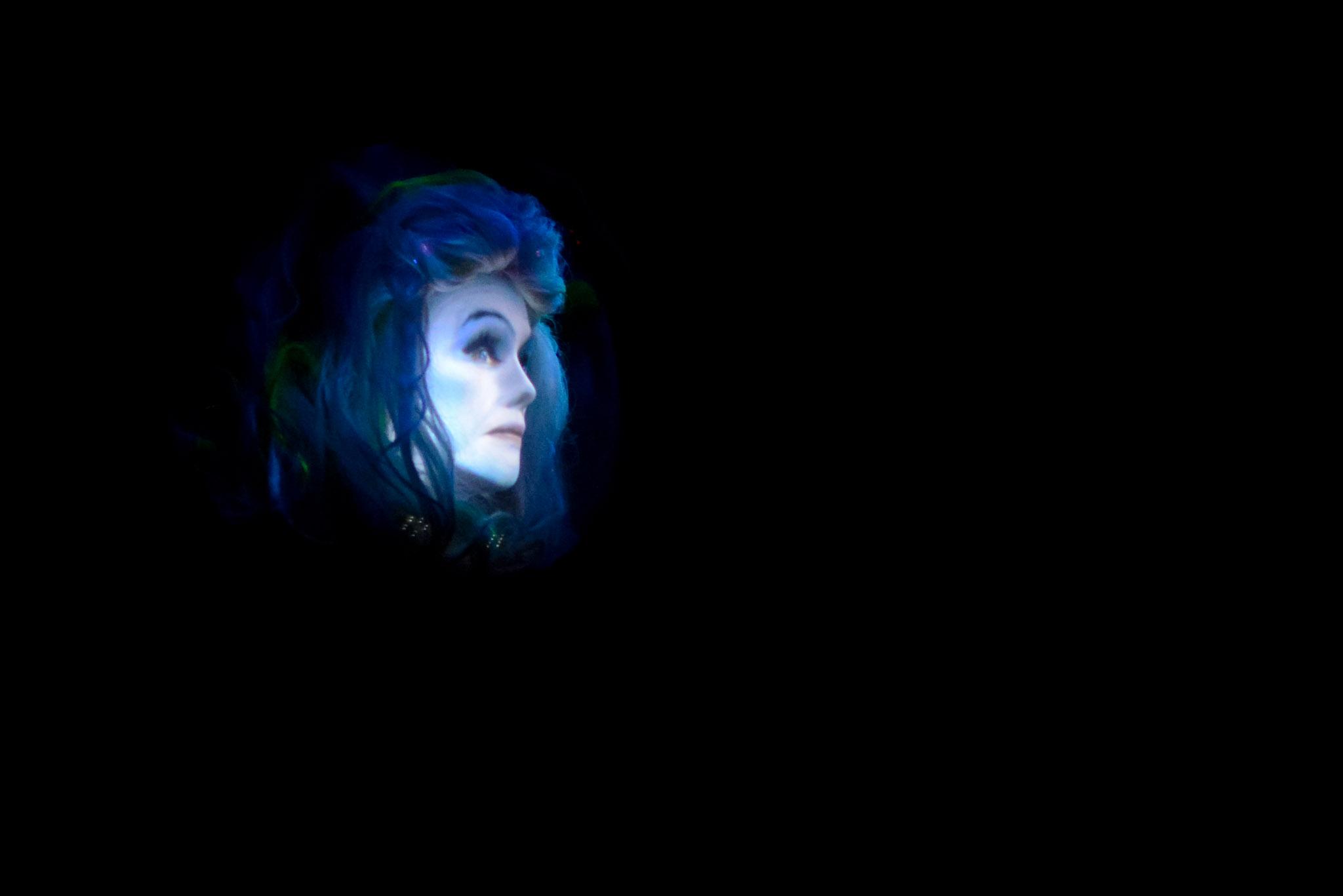 Madame Leota - Walt Disney World Magic Kingdom