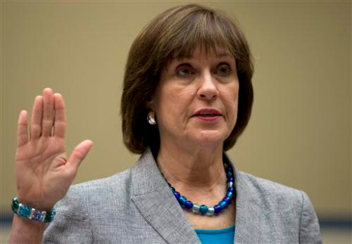 """. <p><b> Obama administration officials have made it clear that subpoenaed e-mails from the computer of former IRS official Lois Lerner are � </b> <p> A. Missing <p> B. Destroyed <p> C. Obviously incriminating <p><b><a href=\'http://www.washingtonpost.com/blogs/the-fix/wp/2014/06/16/heres-how-the-irs-lost-emails-from-key-witness-lois-lerner/\' target=\""""_blank\"""">LINK</a></b> <p>   (AP Photo/Carolyn Kaster)"""