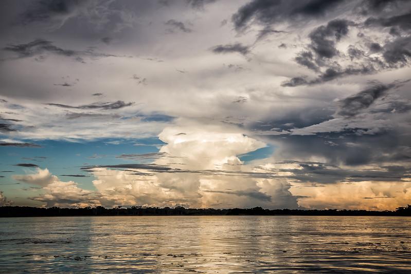 Napo Wildlife Center - Amazon Ecuador - Lina Stock