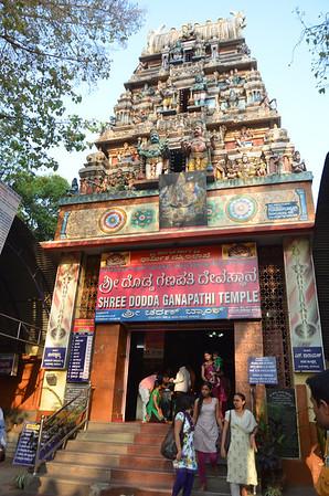 Sri Dodda Ganapathi Temple - Bangalore