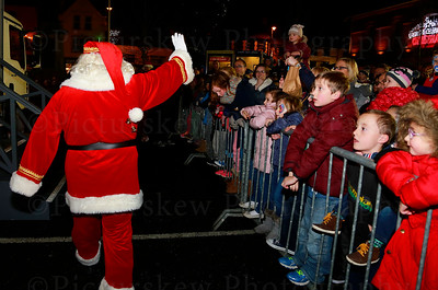 Dromore In Action Xmas Switch on 2014