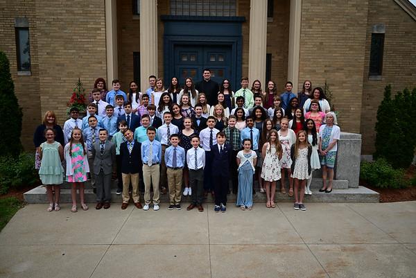 6th Grade Promotion '21