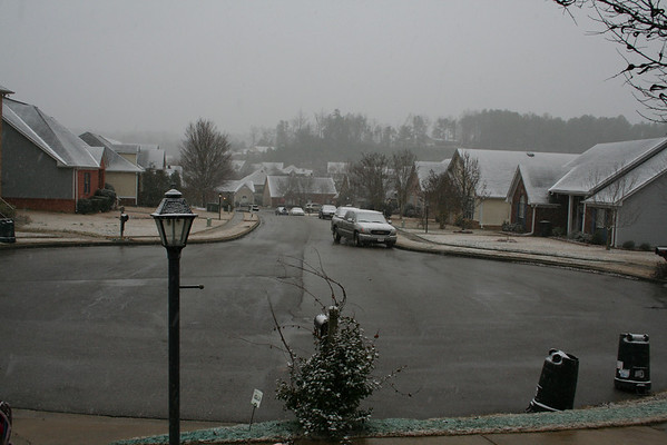 A few hours of snow