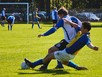 20150927 HVCH 5 - Berghem Sport 3  3-1
