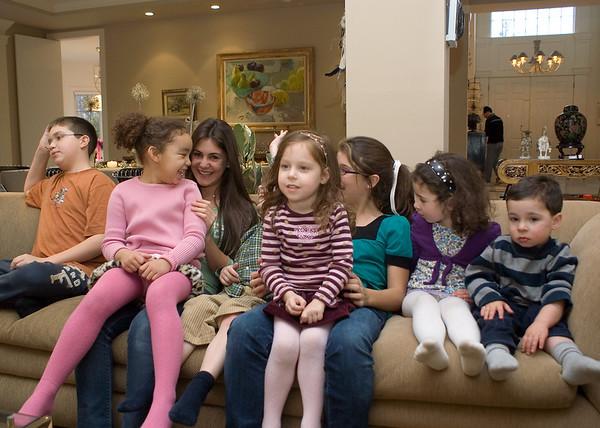 Cousins: Dec 2007