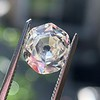 2.04ct Octagonal Flat Cut Diamond GIA K SI1 10