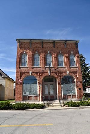 Dvorak Museum Spillville Iowa