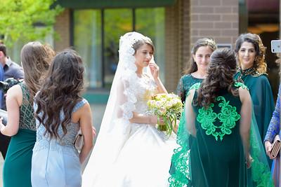 Hilton Wedding, University City