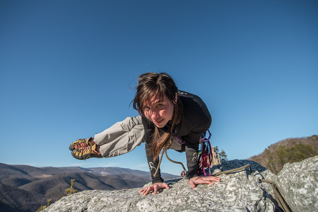 Events; Favorite things; February; People; Places; Seneca Rocks; Tara Smith; Time; West Virginia; climbing; friends; rocks