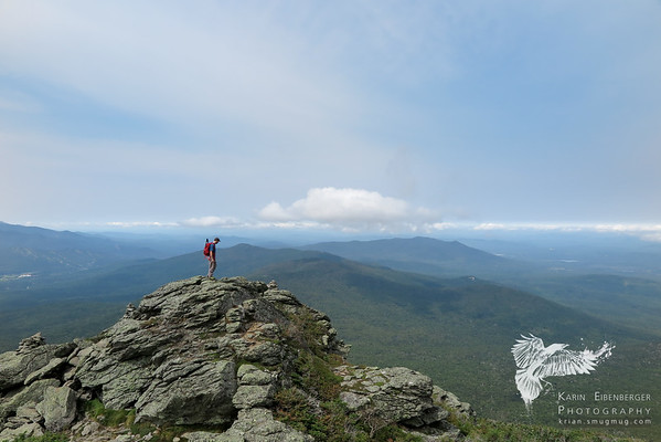 Jefferson Caps Ridge Trail