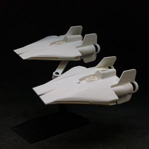 1/144 Bandai RZ-1 A-Wings