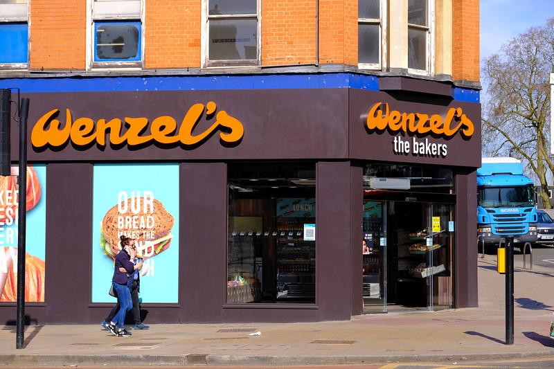 Ealing Broadway, London, United Kingdom