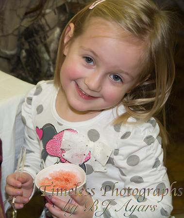 Savannah Hiles Birthday