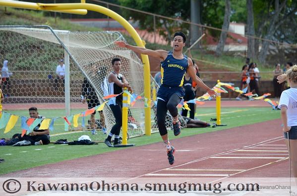 2015 OIA West Varsity Track