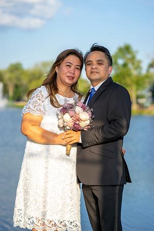 Maricel & Marc Baybay - 25th Anniversary