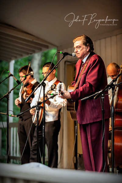 Larry Sparks and Lonesome Ramblers